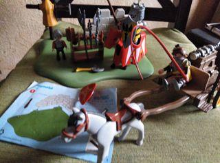Playmobil torneo medieval 5168 40 aniversario