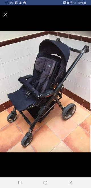 carrito bebé jane cross