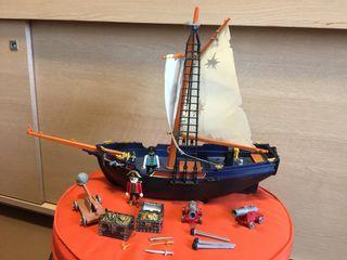 Playmobil vaixell pirata