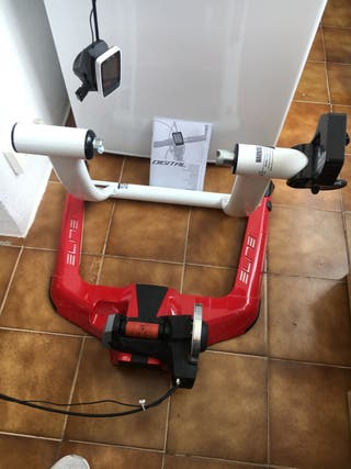 Rodillo para bicicleta Qubo elite digital