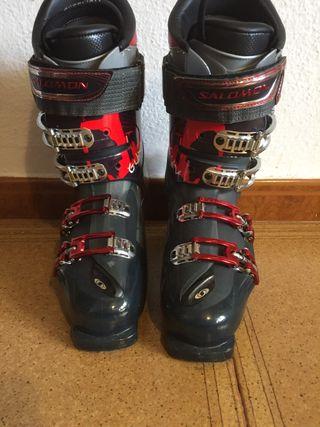Botas esquí Salomon Gun