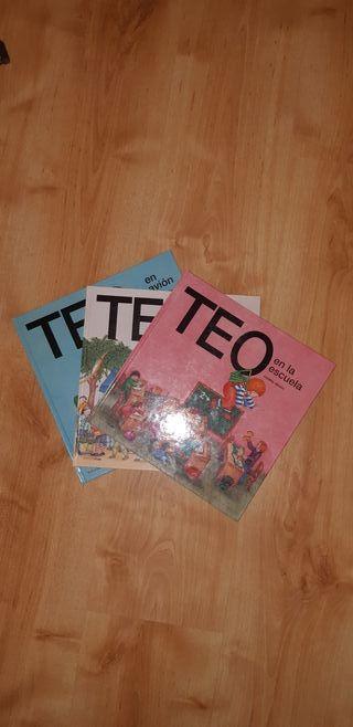 TEO spanish book