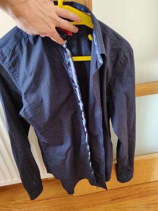 camisa Zara Slim fit