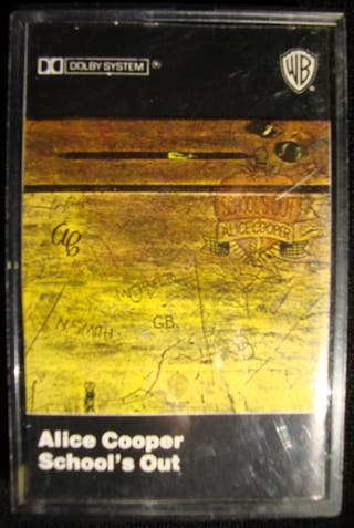 Alice Cooper - School´s Out