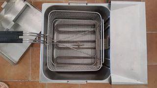 Freidora Eléctrica Industrial