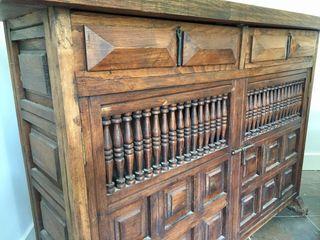 Mueble castellano antiguo