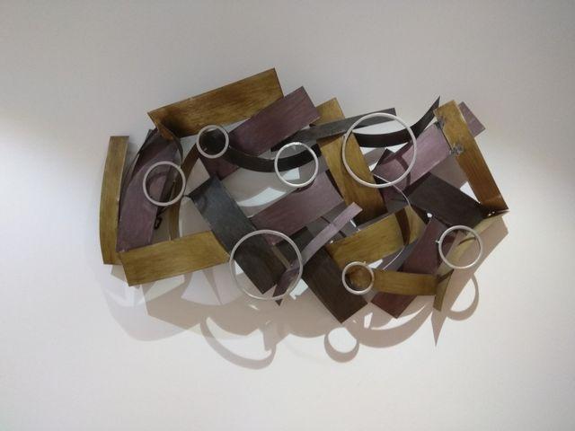Cuadro escultura