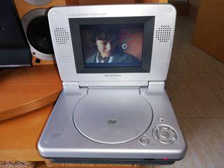 Reproductor DVD portátil