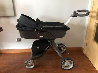 Carro de bebé stoke xplory