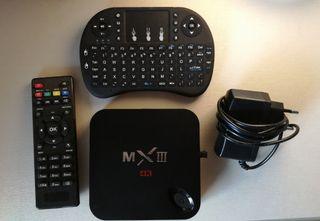 Android TV box 4k / Smart TV / Web Tv