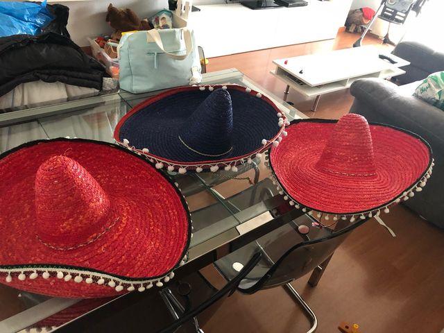Sombrerosde mejicanos