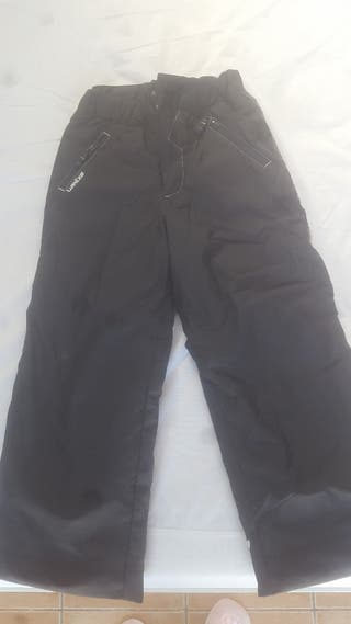 pantalón esquí decathlon