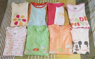 Lote pijamas 12-18 meses