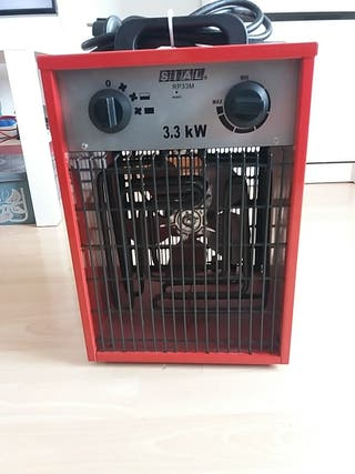 Calefactor industrial 3.3kW