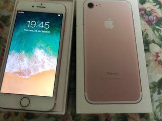 Iphone 7 oro rosa 32g