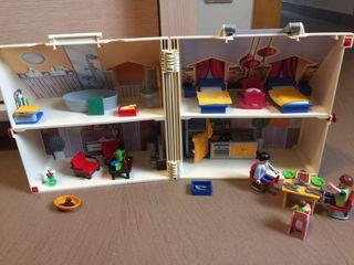 Playmobil casa familiar