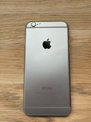 iPhone 6 16GB silver gray