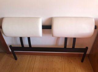 Cabecero de diseño cama 135cm