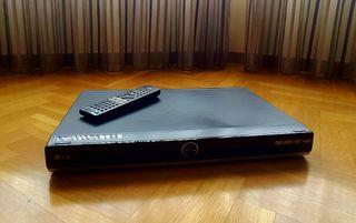 Reproductor DVD, grabador y USB