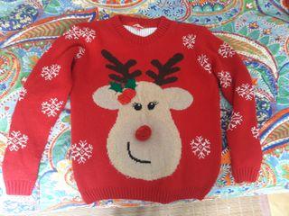 Jersey Navidad Rudolf