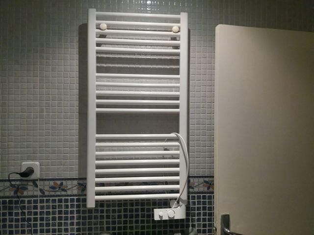 Radiador toallero (48x92x10 cm)