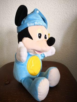 juguete peluche Disney mickey mouse musical bebé