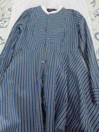 Vestido Polo Ralph Lauren de niña