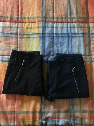 Pack 2 pantalones 34€