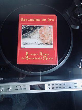CD,S DE ZARZUELA VARIOS