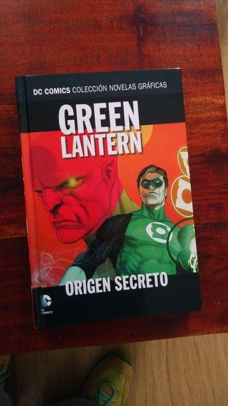 Libro Linterna verde