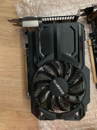 Nvidia GTX950 2 GB GeForce