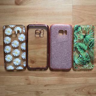 Lote de fundas Samsung