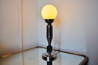 Lámpara diseño cohete