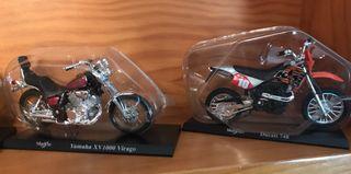Motos miniatura