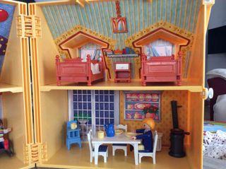 Casa portátil Playmobile