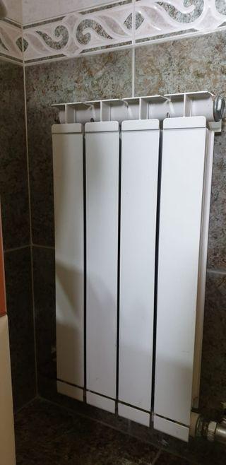 radiador 4 barras