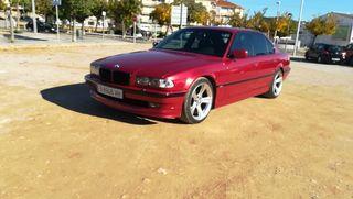 BMW Serie 7 e38 vendo o cambio por 4x4