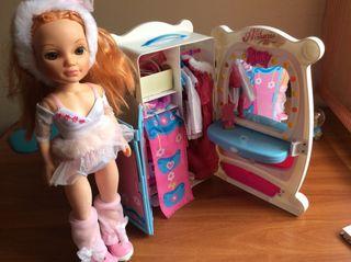 Nancy y su armario