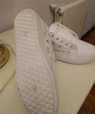 zapatillas nuevas.numero 38