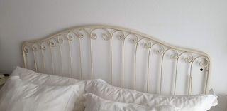 Cabecero forjado para cama 1.50 m