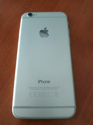 IPHONE 6 16 GB COMO NUEVO