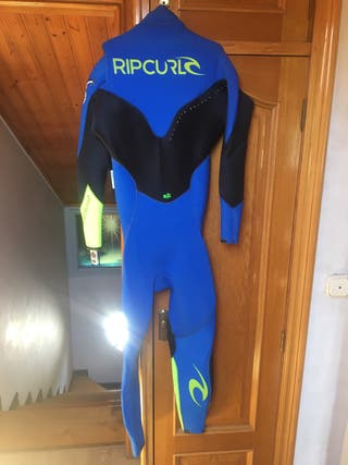 Traje Surf ripcurl e-bomb 4/3