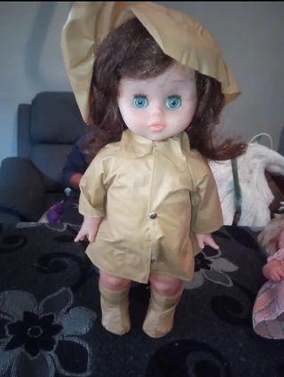 lote de 2 muñecas y vestido