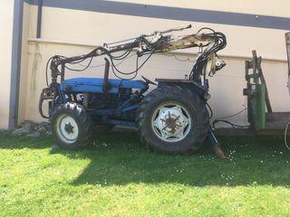 Tractor grua