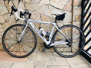 Bicicleta de carretera Orbea Unix negociable