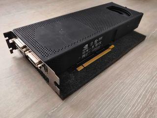 Tarjeta grafica Nvidia GTX 295 *