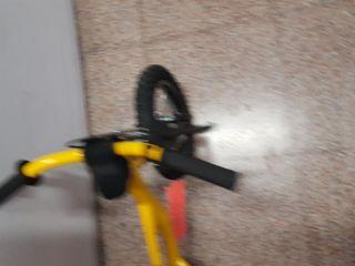 bici niño iniciación sin pedales nueva a estrenar