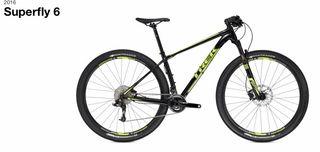 Bicicleta Trek Superfly 2016