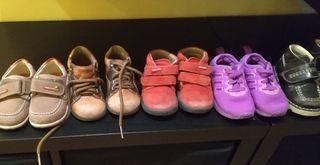 Zapatos numero 20