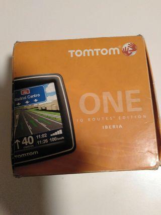 TomTom one.